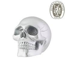 2014 Popular Gift Cheap Silver Skeleton Wholesale Halloween Skull