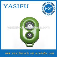 Fashion Bluetooth Wireless Selfie Remote Shutter for Iphone / Ipad / Ipod /samsung