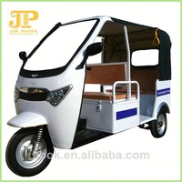 luxury Semi closed cabin cargo tricycle