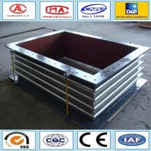 cina continentale fgfb carbone polverizzato dedicato tubo in acciaio inox a soffietto compensatore produzione