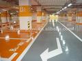 Auto epoxy- mise à niveau de peinture de sol