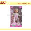 american girl de silicio muñeca
