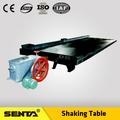 doble cubierta de mesa vibratoria pliego de condiciones