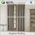 alta qualidade de poliéster 100 fireproof impermeável tecido para cortinas romanas e cortinas