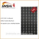 Competitive Price per watt Solar Panels 260w Mono Panel