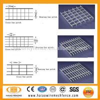 Hot sale galvanized anti-slip steel grid grating floor