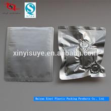 aluminum foil vacuum packing bags, three-layer laminated multiple layer plastic aluminum foil pouch
