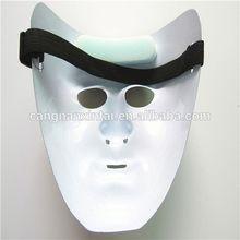 real character mask