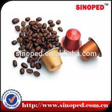 Switzerland Nespresso Rotatory Type Coffee Capsule Filling and Sealing Machine