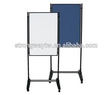 Fabrics and Magnetic Whiteboard Bulletin Board