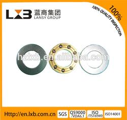 F4-10 bore size 4mm high single-direction thrust ball bearing