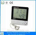 multifunción tl8001b thermohygrograph digital de temperatura y medidor de humedad
