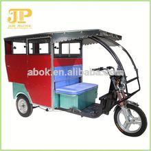 passenger user-friendly tricycle cargo bike