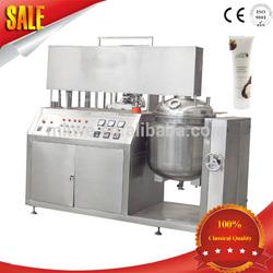 emulsifying skin whitening cream machines