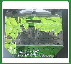 plastic Grape bag / plastic bag manufacturer / fruit bag