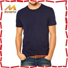 Man's organic cotton t shirts wholesale blank and fitted organic cotton t shirts wholesale
