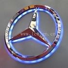 Stainless steel letter 3d car logo