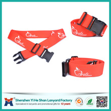 Factory eco-friendly travel fabric luggage belt