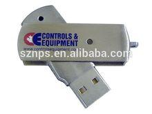 paypal payment yes encryption OEM usb sticks / swivel usb flash drive