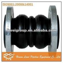 GJQ(X)-SF double-ball flexible rubber joint