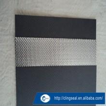 Non l'amiante joint feuille avec armature métallique