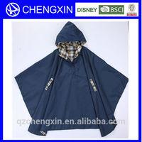 man suit,polyester poncho for man,rain poncho