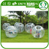 HI CE Funny and cheap 1.2m/1.5m PVC/TPU bubble ball for sale/human sized soccer bubble ball