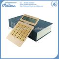 Gran calculadora de escritorio con aluminio fs-2153