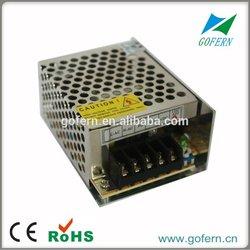 12V dc power supply 10W 20W 40W 60W 150W 200W 300W