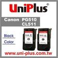 Del reajuste del cartucho de tinta para Canon PG510 CL511pixma ip2700
