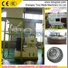 2014 hot sale vertical ring die wood pellet machine TYJ550-II for sale