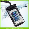 Hot Selling Promotional PVC Plastic Waterproof Diving Bag for Phone