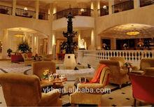 Modern 5 star hotel lobby sofa table public area furniture YD-P223