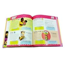 PU cover, case bound,hard cover, book