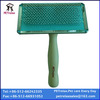 (L) PR80033-2 durable pins with trim needling deshedding tool & pet grooming tool of dog brush pet products