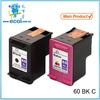 printer ink cartridge for hp ink cartridge 60xl