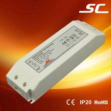 30w ip20 pwm constant voltage 0-10v 12v led power supply