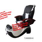 2014 pedicure foot spa massage chair&jacuzzi foot spa equipment(TJX6000-H black)
