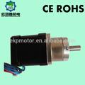 2 42mm fase de reducción del engranaje del motor eléctrico