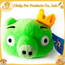 Pet Products Stuffed Plush Animal Toy Cute Animal Design Pet Toys