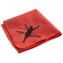 online micro fibre customizable brands screen printed towels