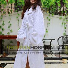 bathrobe coral fleece