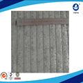 6 + 4 10mm de espesor templado resistente al desgaste de la placa de acero