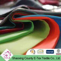 160TH-210TH colorful polyester taffeta