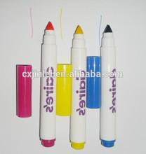 Non-washable Colour Textile / Fabric / T-shirt Permanent Marker Pen