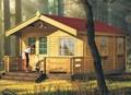 驚くべき中国安いプレハブ木造家屋