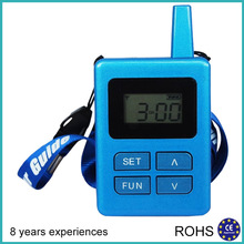 TOP SELLING! 2.4G Digital wireless tour guide system/radio guide system/audio guides system with CE,ROHS