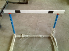 aluminum hurdle for training and competition