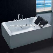 2014 Corner Installation Type and Corner Drain Location Whirlpool bathtub with spa bath