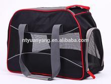 2015 New fashional folding pet carrier dog bag cat bag